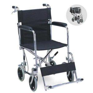 Ενοικίαση Αναπηρικού αμαξίδιου μικρές ρόδες