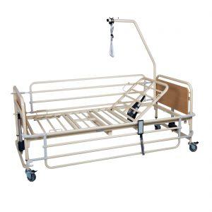 Νοσοκομιακό κρεβάτι μονόσπαστο ηλεκτρικό KN 200