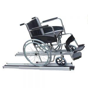 Ράμπα για αναπηρικό αμαξίδιο